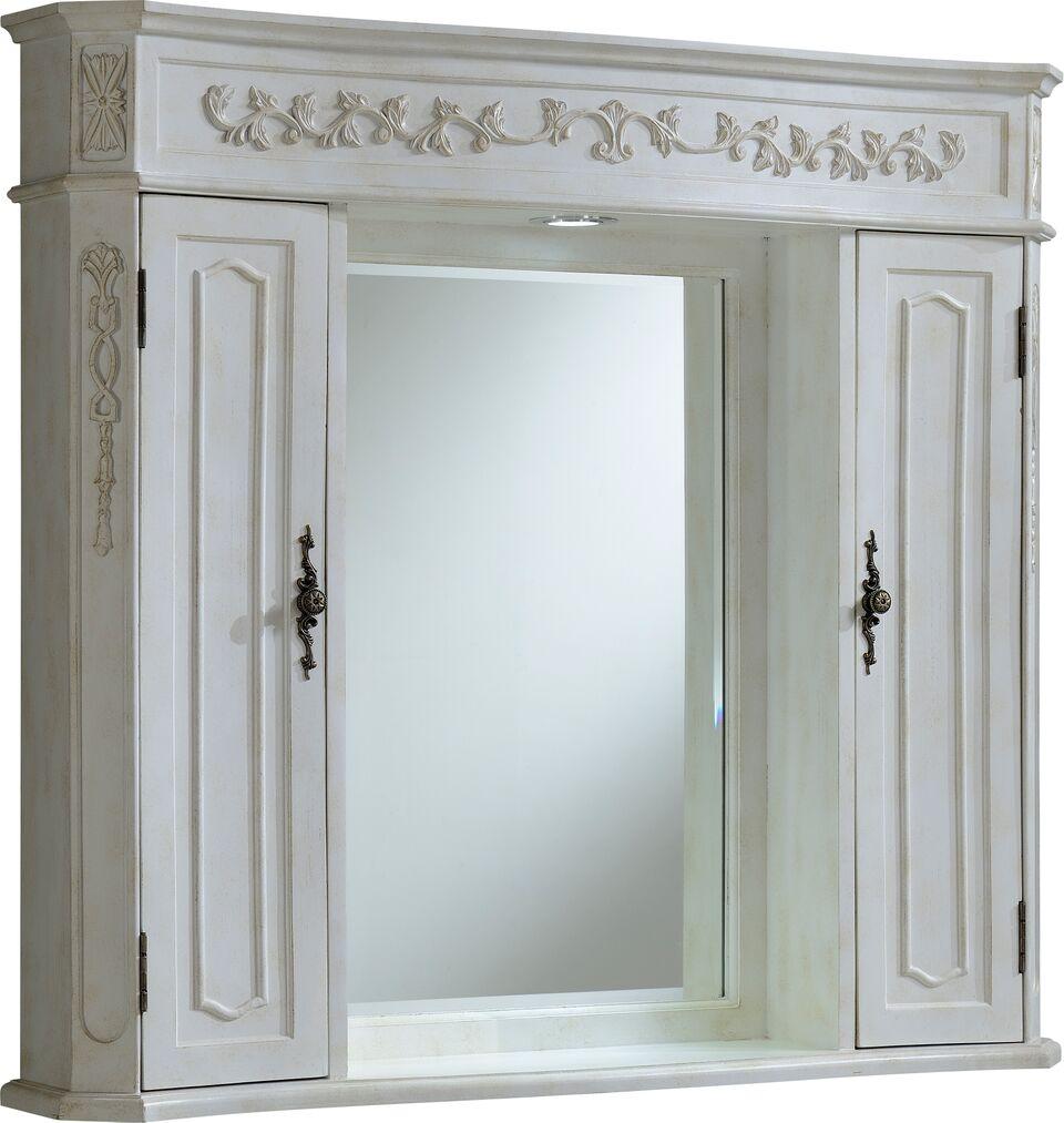 kensington 42 u2032 antique white medicine cabinet avada xml rh dragonwoodny com antique white medicine cabinet with mirror
