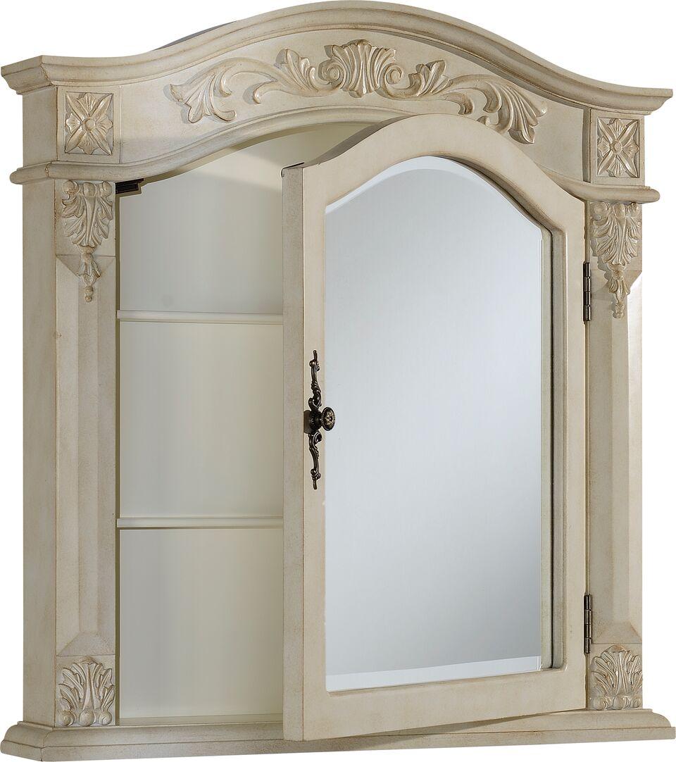 ... Medicine Cabinet – Antique White. c17 - Chelsea 30′ Medicine Cabinet – Antique White – Avada XML