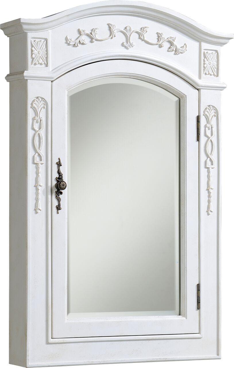 ... Antique White Medicine Cabinet. i1 - Kensington 24′ Antique White Medicine Cabinet – Avada XML