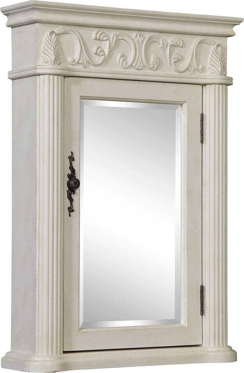 ... Antique White Medicine Cabinet. t50 - Tuscany 21′ Antique White Medicine Cabinet – Avada XML